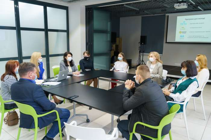 У Вінниці презентували проєкт «Зелений стартап у шкільній громаді»