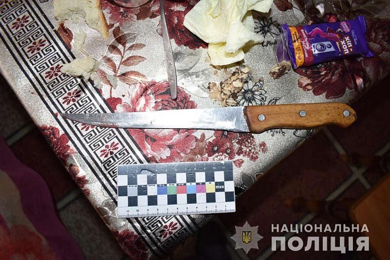 На Гайсинщині матір вбила сина