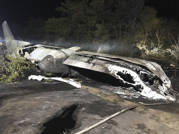 Завершено слідство авіакатастрофи Ан-26, де загинуло двоє вінничан