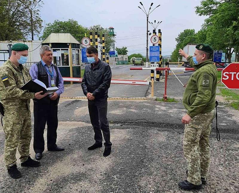 Україна та Молдова відкрили ще кілька пунктів пропуску