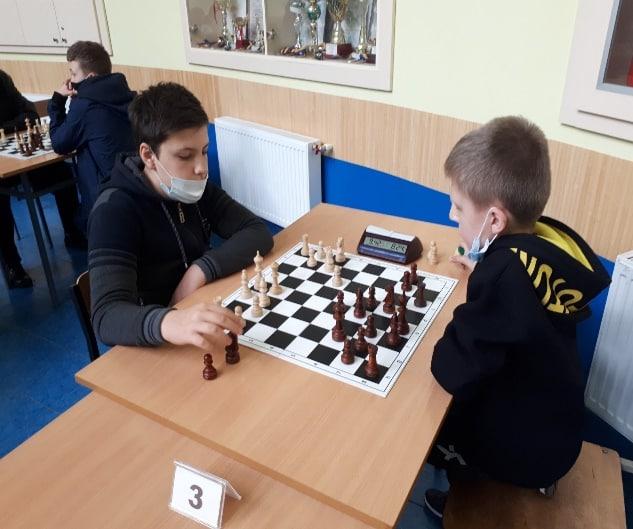 Визначені переможці чемпіонату з шахів у Вінниці