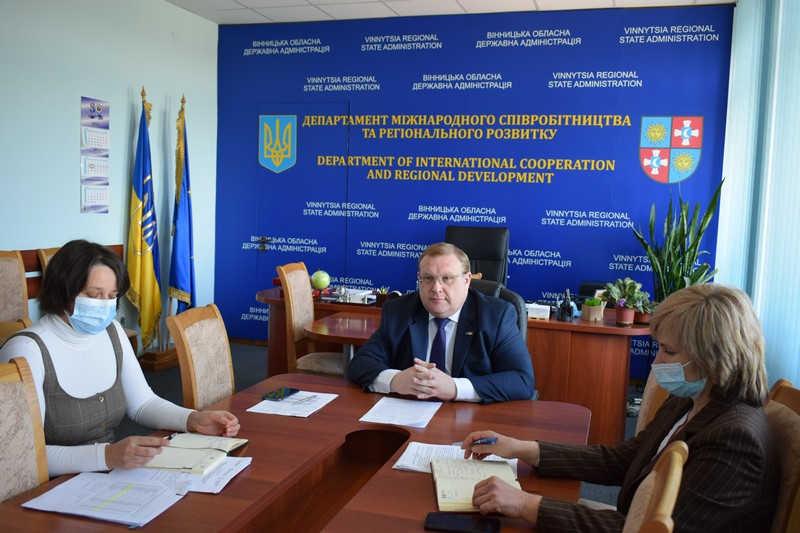 Питання впровадження земельної реформи обговорюють на Вінниччині