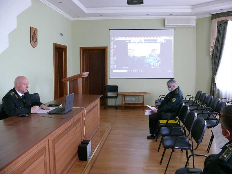 Начальник Вінницького ОУЛМГ провів першу лісовпорядну нараду з лісовпорядкування лісів держлісгоспів Вінниччини