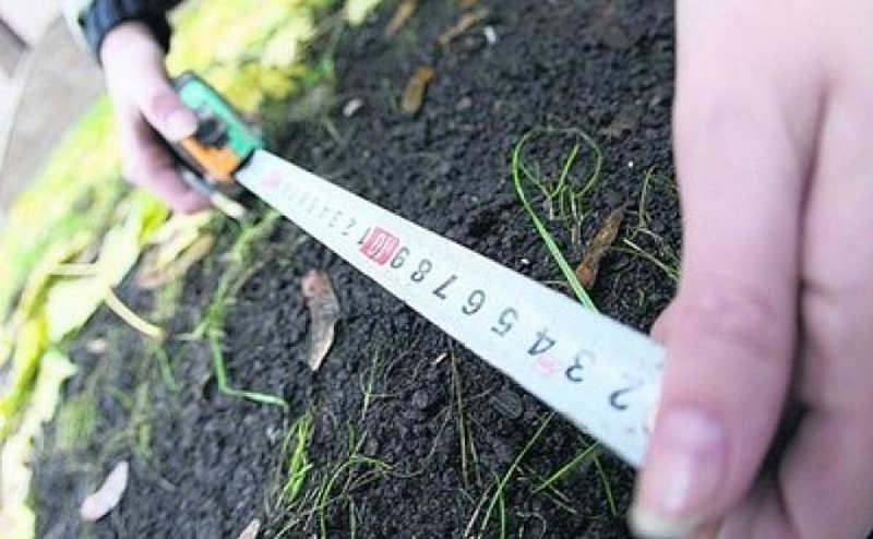 У Хмільнику самозахватом користувались 1300 кв. м землі вартістю 2,5 млн грн