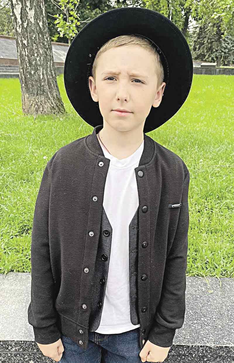 «Тото Кутуньо» – 9-річний Міша з Лаврівки – дипломант престижних конкурсів