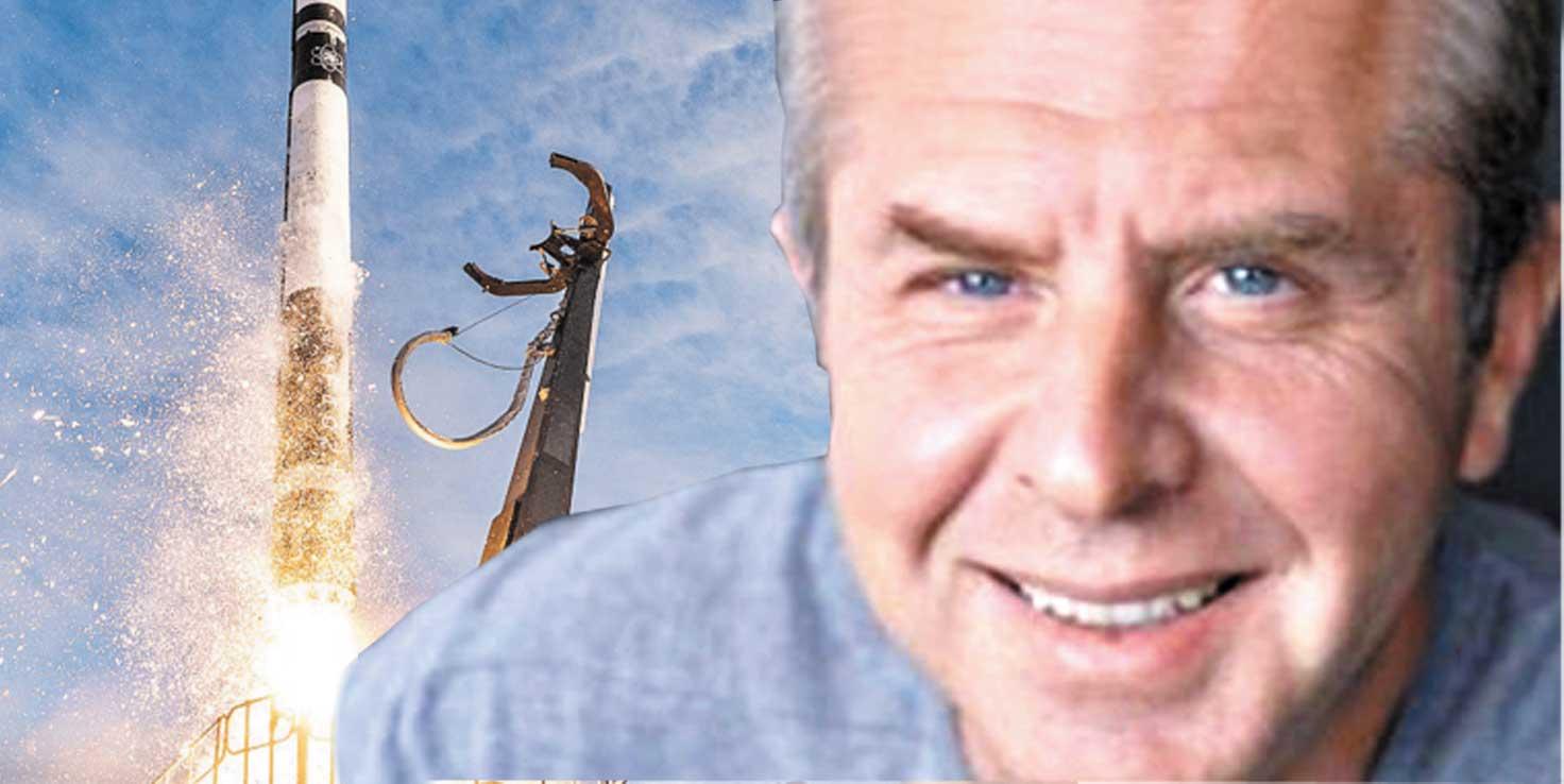 Українець – наставник Ілона Маска будуватиме надсучасний космодром у Австралії