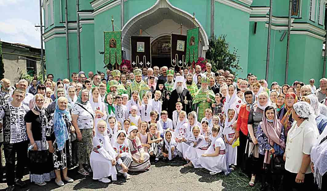 25-річчя Свято-Троїцького жіночого монастиря відзначали у Немирові