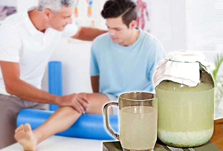Рисовий квас — прохолодний напій і ліки для суглобів