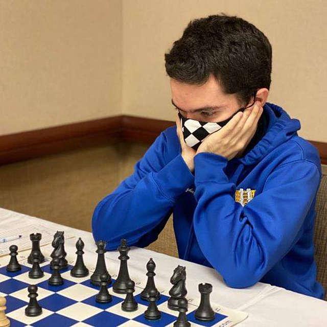Вінницький гросмейстер Ілля Нижник виграв турнір «8th Cherry Blossom Classic» у Далласі
