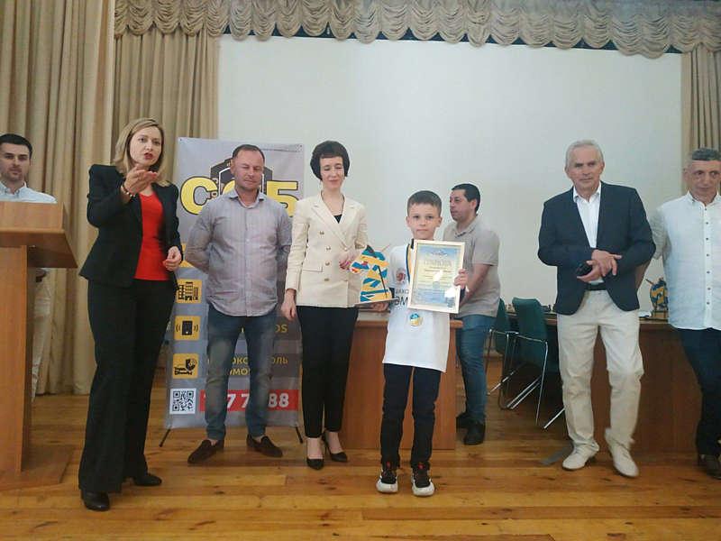Шаховий вундеркінд Юрій Перепелиця із Вінниці став віце-чемпіоном України