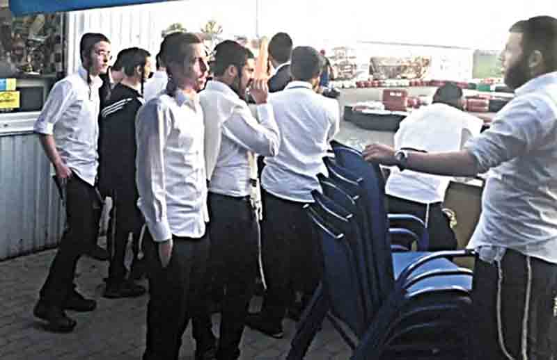 Чому майбутніх рабинів-хасидів не впустили до вінницького картинг-клубу? Чи була тут расова дискримінація?