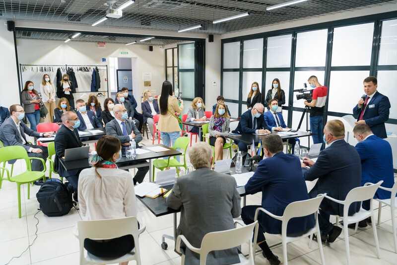 Вінниця передбачила 1,5 млн грн на створення агрохабу у співпраці з французами – Сергій Моргунов