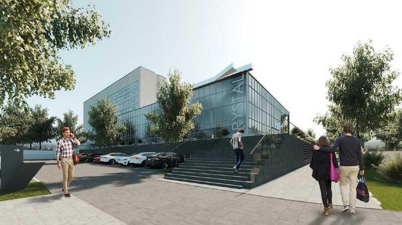 – Наша мета – за кілька років «оживити» цей простір! – мер Вінниці про реконструкцію технопарку«Кристал»