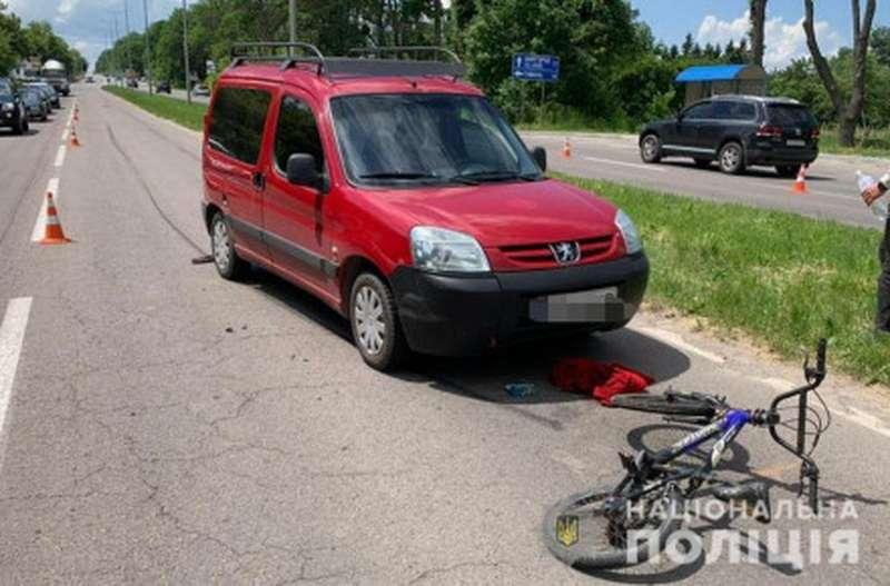 5-й день без свідомості Андрійко Мальований, якого збили дві автівки на Барському шосе у Вінниці… Мама хлопчика благає про допомогу