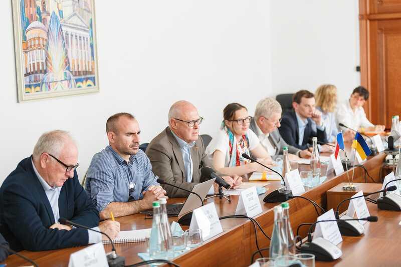 Французькі партнери за результатами візиту до Вінниці готують довгострокові проєкти