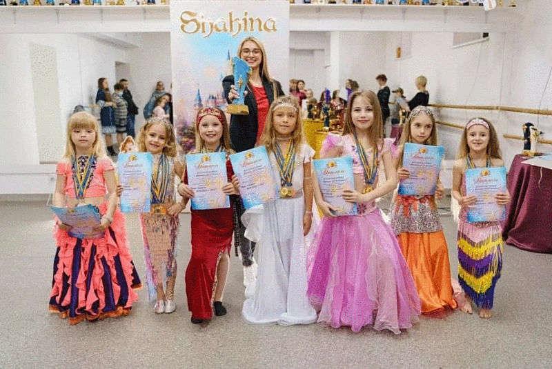 Гран-прі міжнародних змагань отримала вінницька «Шахіна»