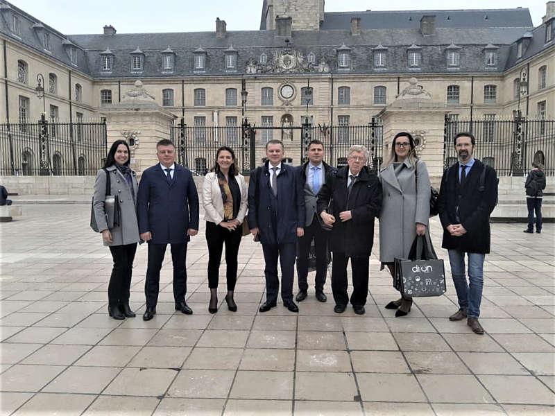 Французи у Вінниці шукатимуть можливості співробітництва