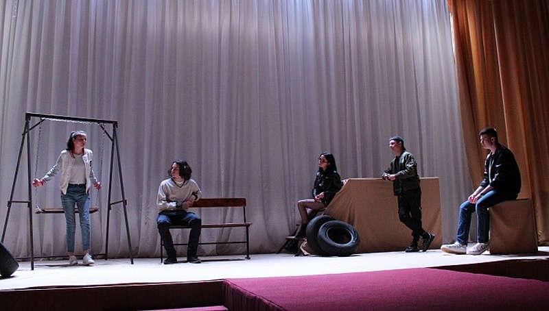 Руда п'єса принесла театралам з Калинівки перемогу на всеукраїнському фестивалі!