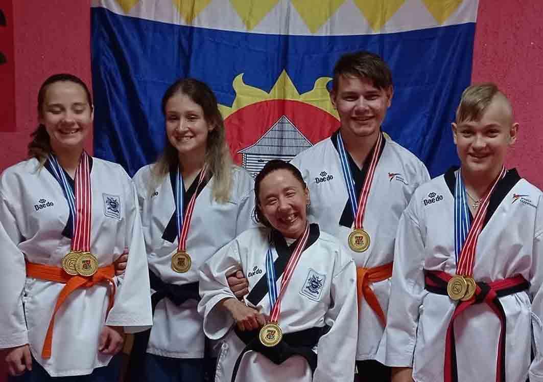 9 золотих медалей привезли з Відня вінницькі параатлети