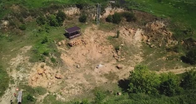 20 гектарів Іллінецького кратера стануть заповідником «Липовецька астроблема»?