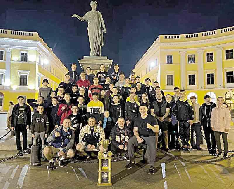8 вінницьких бійців представлятимуть Україну на чемпіонаті світу в Болгарії