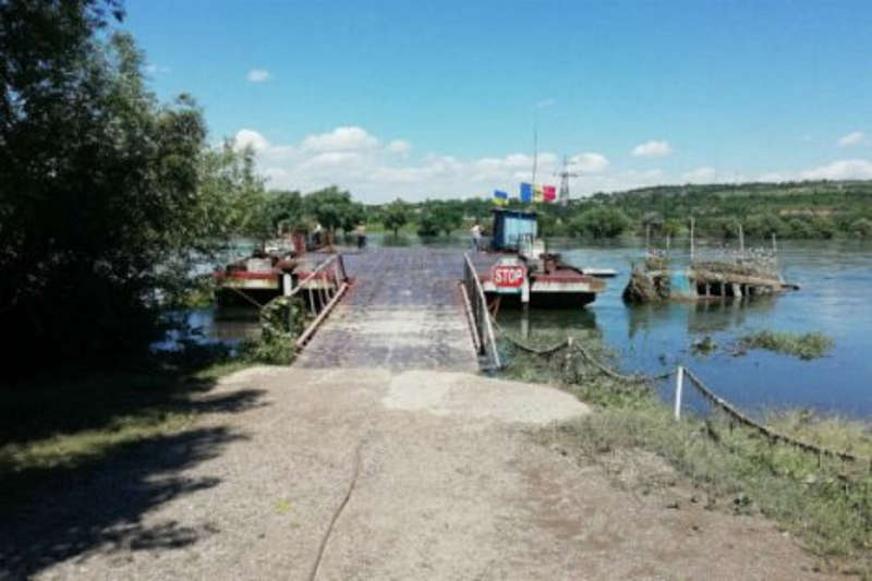 Три КПП на кордоні Вінниччини і Молдови стали на ремонт і призупинили свою роботу