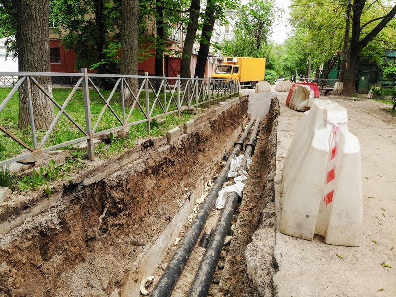 З початку міжопалювального періоду у Вінниці вже реконструювали майже 1,3 км теплових мереж