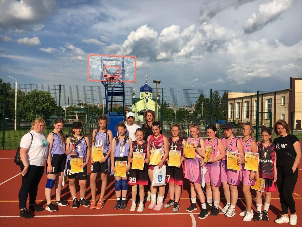 Чемпіонат Вінниччини з баскетболу відбувся у Калинівці