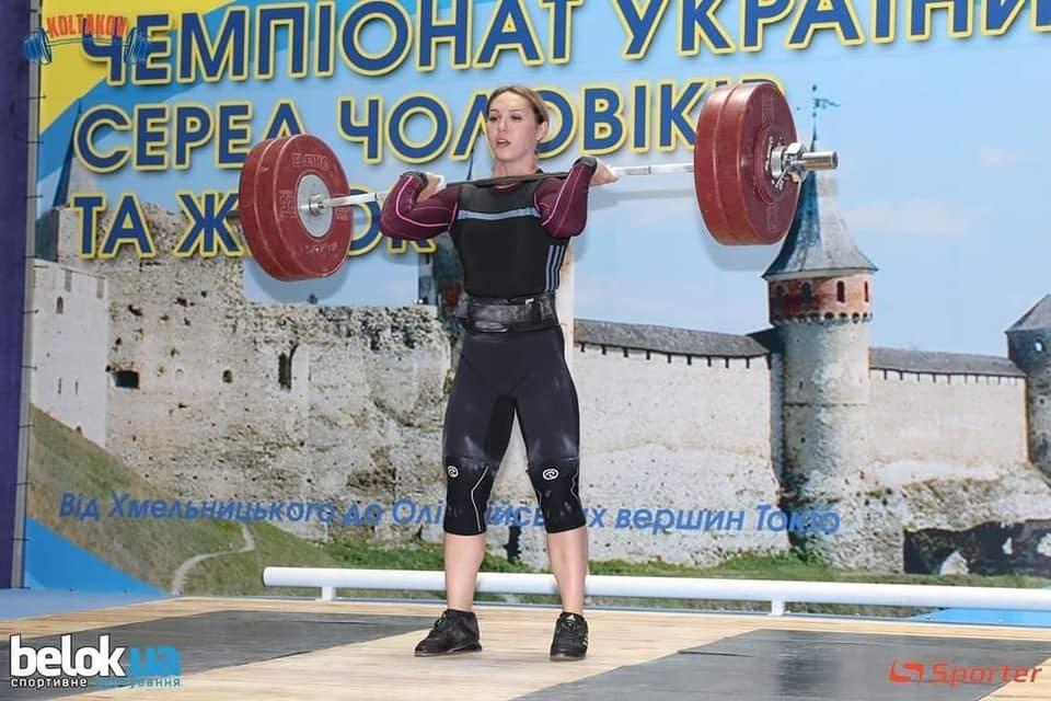 Вінничани – призери України з легкої атлетики