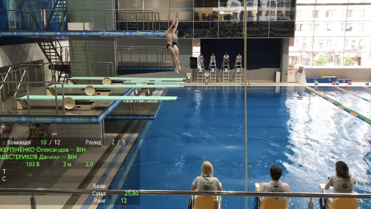 Вінничани на змаганнях з водних видів спорту виборюють нагороди
