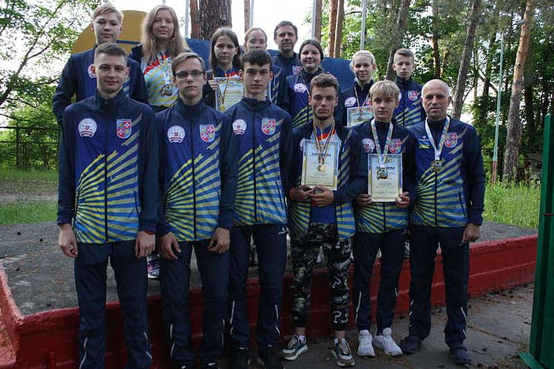Третє командне місце вибороли вінничани на чемпіонаті з радіопеленгації