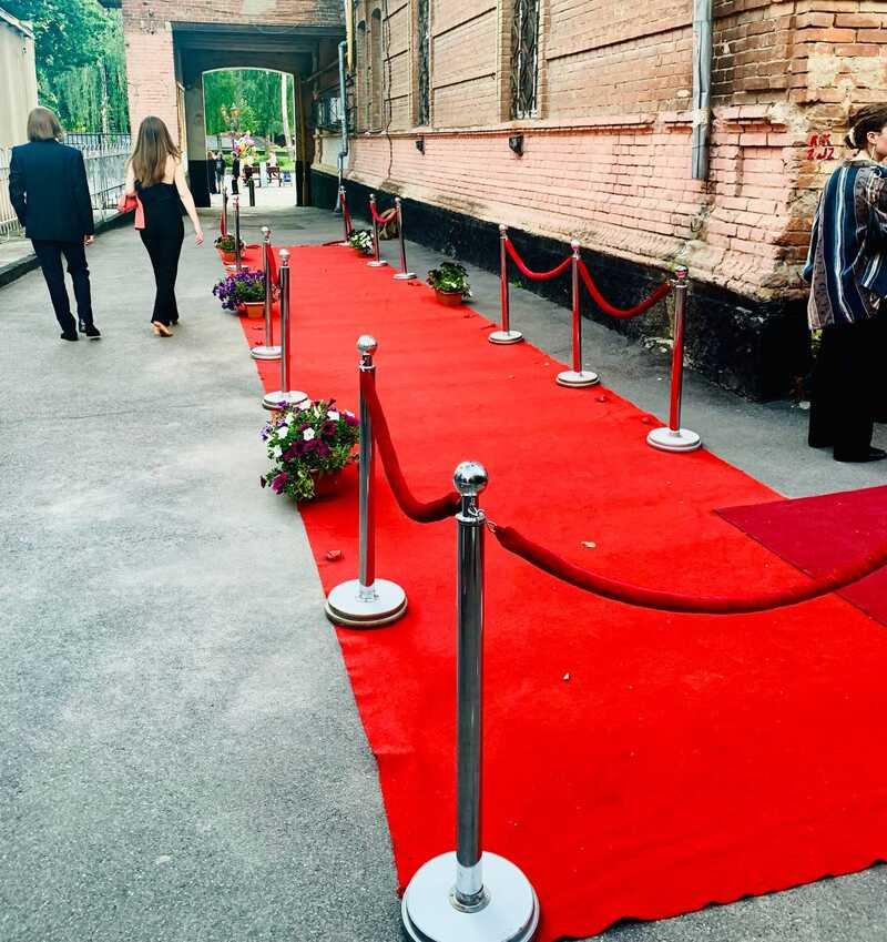 «Червона доріжка та Оскар»: у Вінниці провели кінофестиваль (відео)
