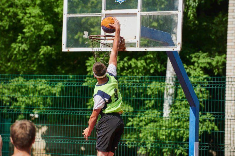У Вінниці відбулися змагання із стрітболу