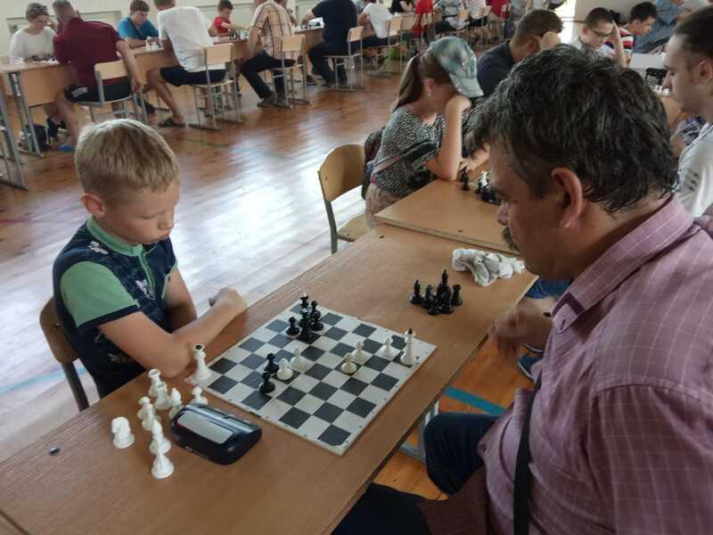 «Чернівецькі бізони» «затоптали» всіх на всеукраїнських командних шахових змаганнях «Дністер» у Могилеві-Подільському