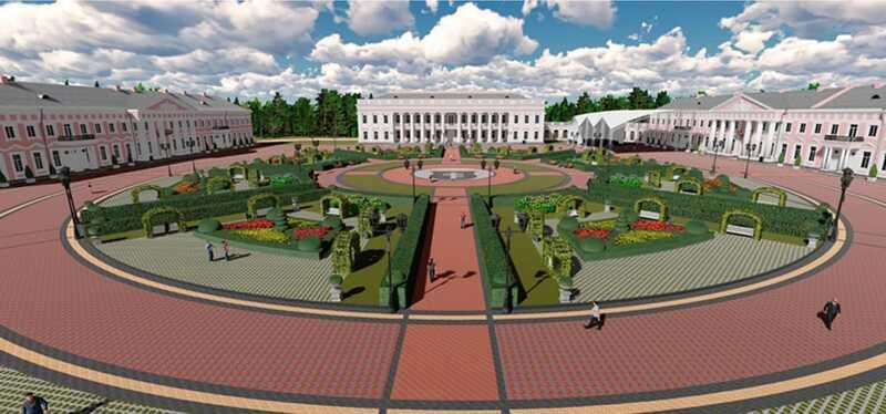 Сергій Борзов: Палац Потоцьких подали на «Велику реставрацію»