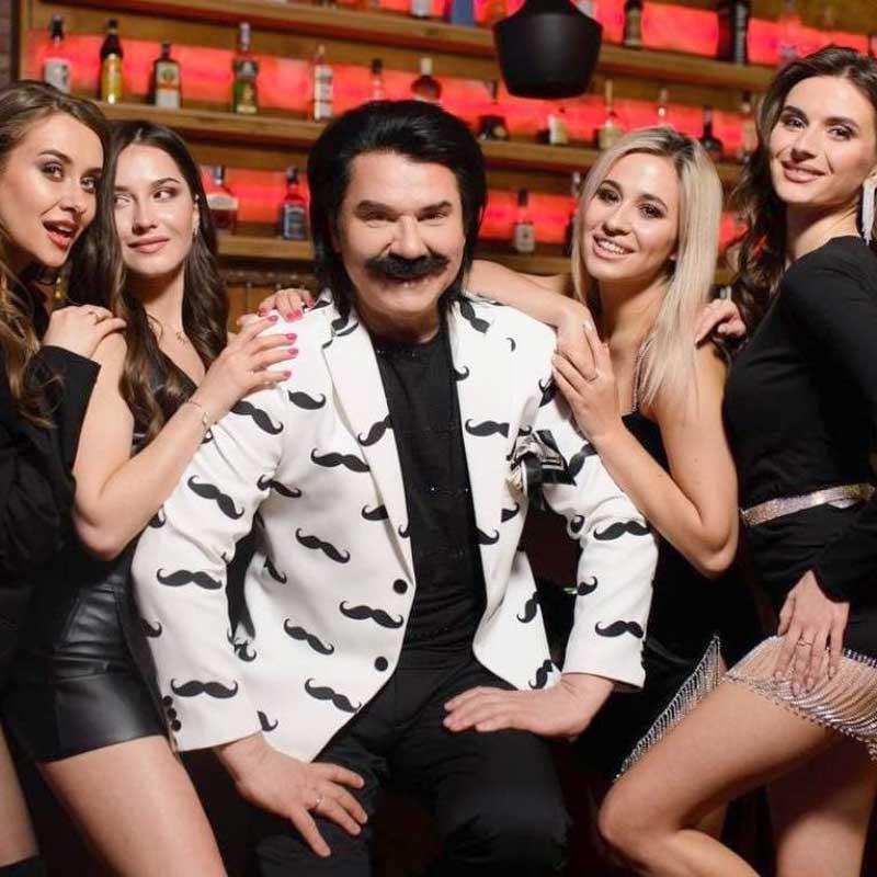 У центрі секс-скандалу співак із Вінниччини Павло Зібров