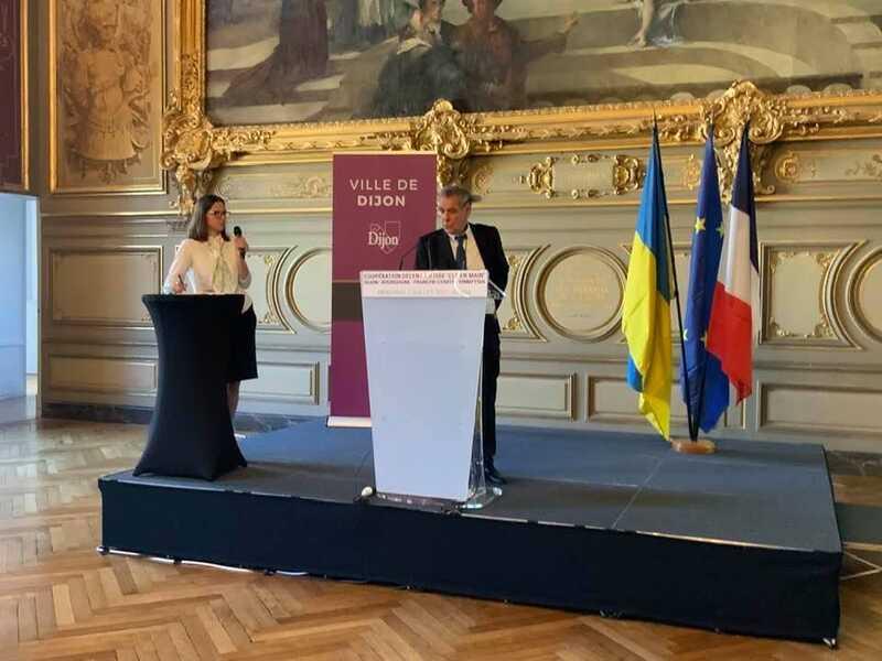Підсумки візиту Вінницької делегації до Франції