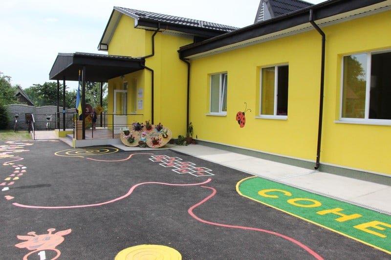 4 дитячі садки за євростандартами будуються у Гнівані на Вінниччині