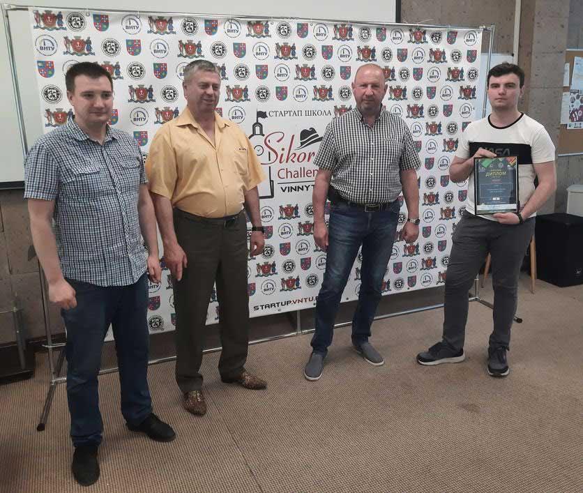 Вінницький другокурсник переміг у ІТ-конкурсі в Люксембурзі