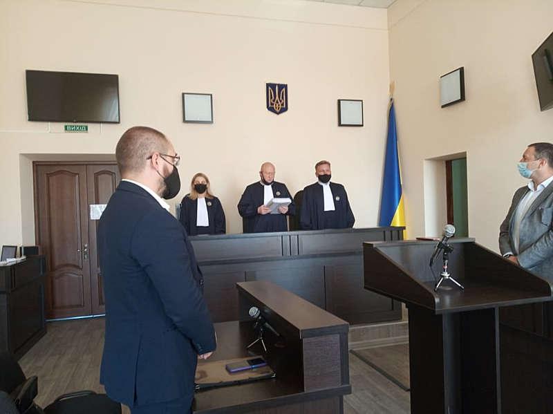 Справу про Спасо-Преображенський собор направили на новий розгляд до Вінницького міського суду (відео)