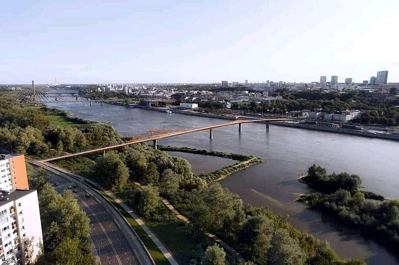 У Вінниці показали проект 450-метрового вело-пішого мосту через Буг на Скалецького