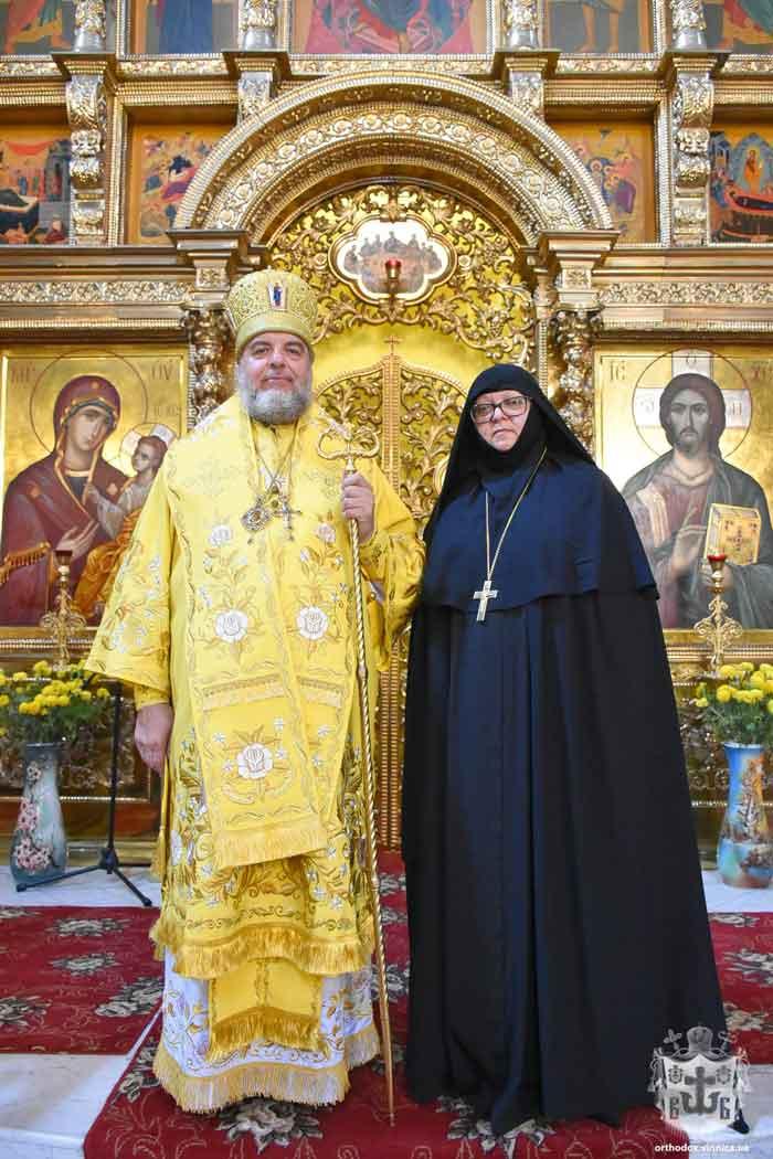 Перший монастир ПЦУ очолила монахиня Єліконида