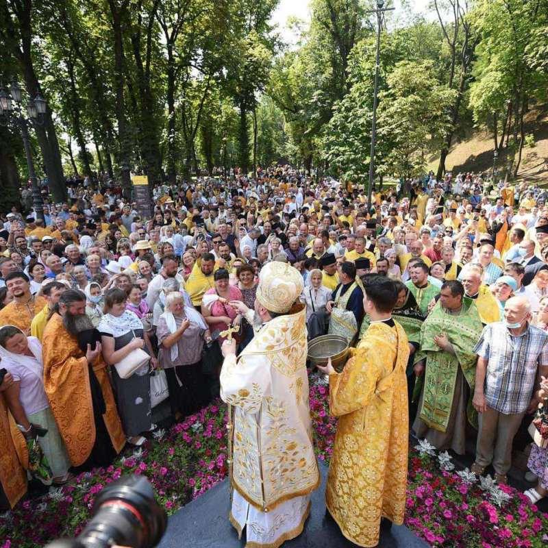 УПЦ МП не під силу зашкодити візиту Патріарха Варфоломія