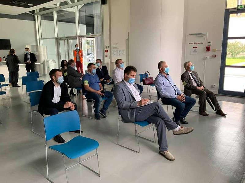 Вінницька делегація вивчає французький досвід модернізації систем водопостачання та водовідведення