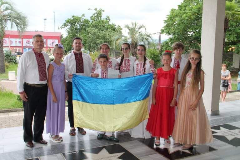 10 артистів із Вінниччини виступили на міжнародному фестивалі у Батумі