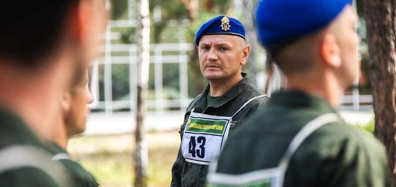 Вінницький кінолог-нацгвардієць вперше стане учасником військового параду у столиці