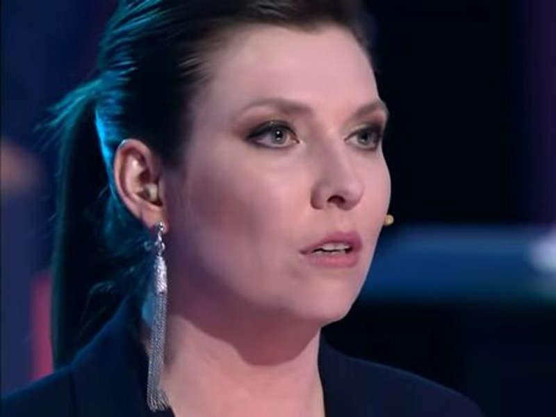 Скабеєва влаштувала істерику через відому кричалку під час репетиції параду у Києві (відео)