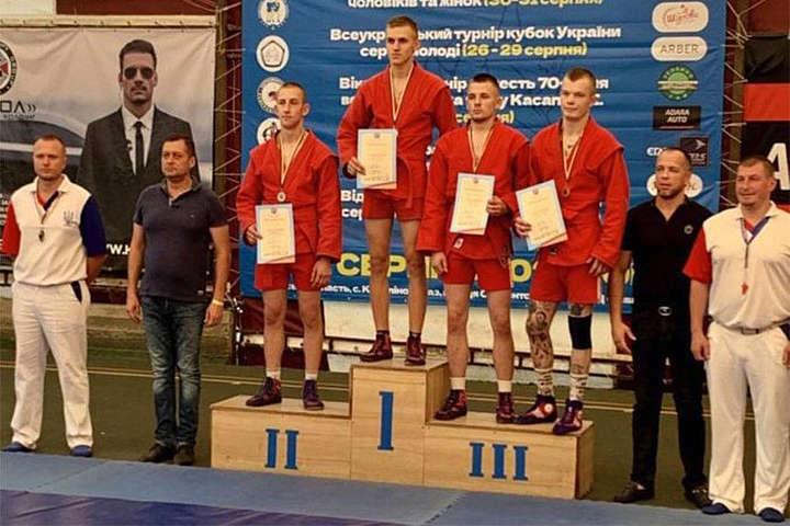 Вінничанин здобув «золото» на Кубку України