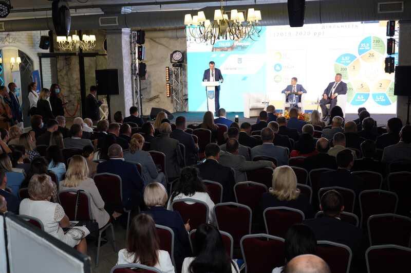 Сергій Моргунов презентував інвестиційний потенціал Вінниці на Міжнародному інвестиційному форумі