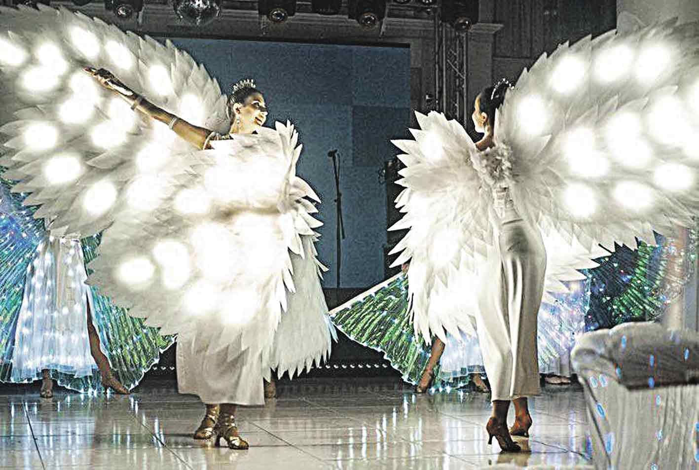Світловий балет створила лікар-стоматолог із Вінниці